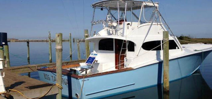 Cape hatteras deep sea fishing charters for Hatteras fishing charters